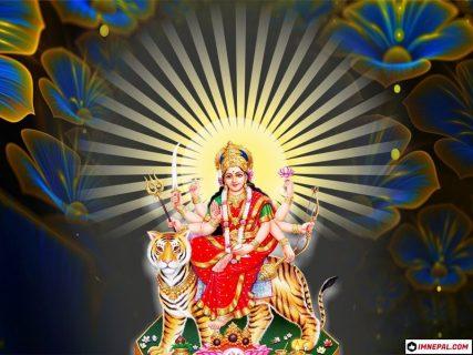 Hindu Goddess Mataa Durga Devi Images