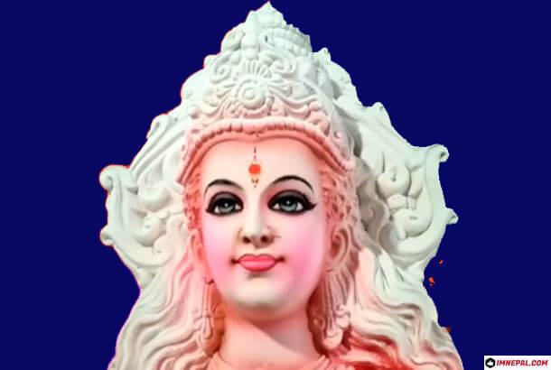 Navratri Goddess Durga Mata Idol Pics