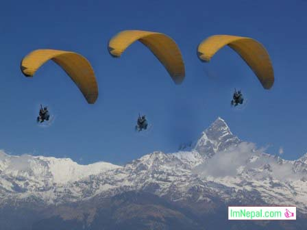 Paragliding in Nepal – Flying Sites, Costs, Season, Agencies