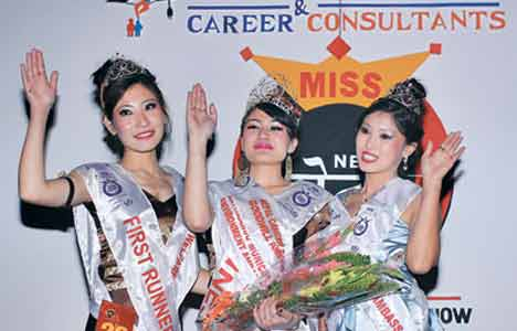 Miss Newa 2014 (1134) is Alisha Bajracharya
