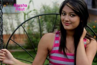 Nepali Model Barsha Raut