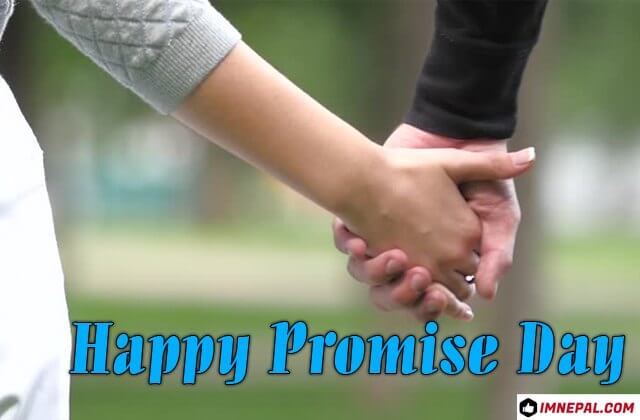 Happy Promise Day 2020  Images, Wallpapers, SMS, Greeting Cards & Wishes Quotes