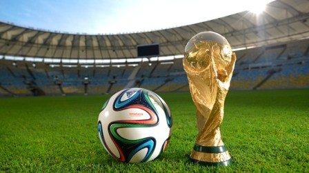 FIFA World Cup 2014 Match Schedule in Nepali Time and Date