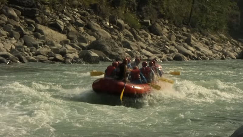 Kali Gandaki River Rafting in Nepal: Prices, Itinerary, Map, Grade