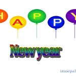 Happy New Year Greeting Wishing Cards Wallpapers Pictures Celebration Quotes Naya Barsha Shubhakamana