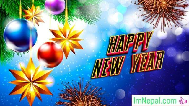 happy new year 2077 greeting cards for nepali facebook friends