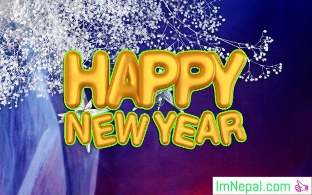 25 Happy New Year 2020 Greeting HD Cards & Wallpapers to Share Your Feelings