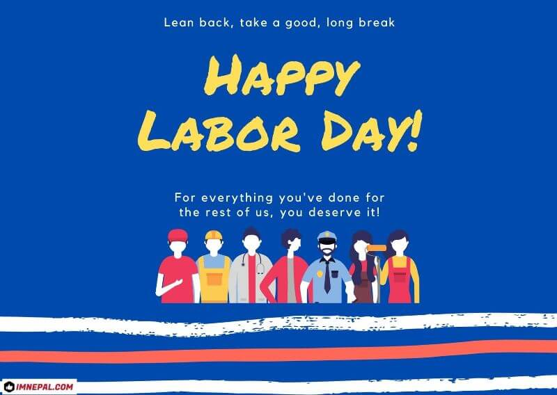 Labor Day Card Labour Day in Nepal