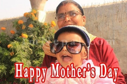 Mother's day wishes in Nepali