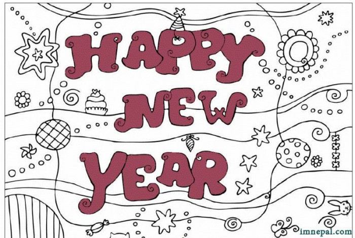happy new year greeting cards wishing ecards HD wallpapers