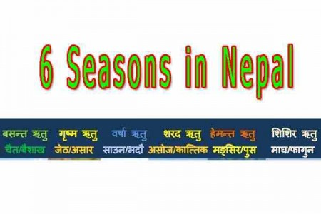 6 seasons in Nepal