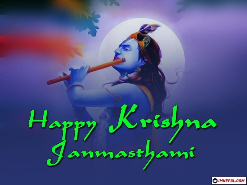Happy Krishna Janmashtami HD Images Greeting Cards Krishna Bhajans