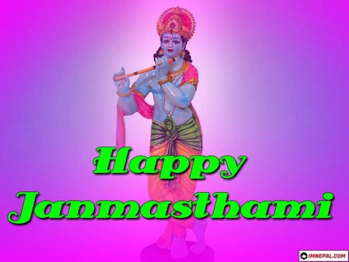 Happy Janmashtami HD Images Greeting Cards
