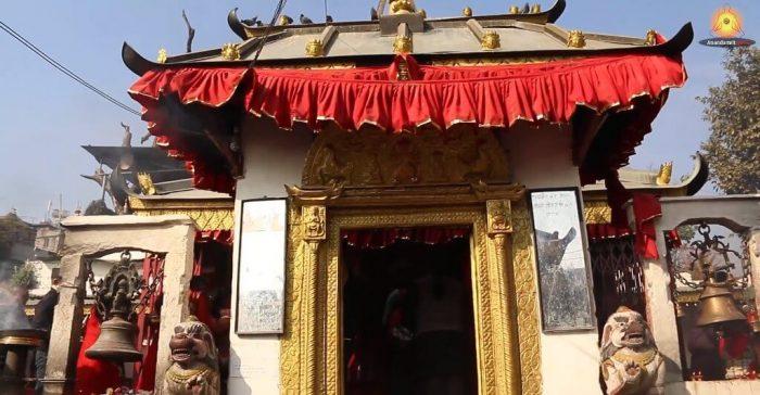 Shova Bhagwati temple, Bisnumati, Kathmandu, Nepal