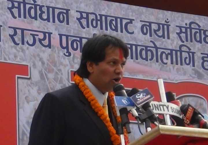 Dr Ck Raut photo