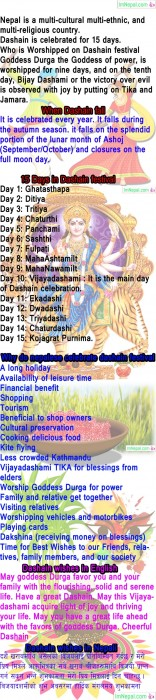 Happy Dashain Wishes Messages quotes greeting cArds Images pictures photos facts why to celebrate Nepal festival