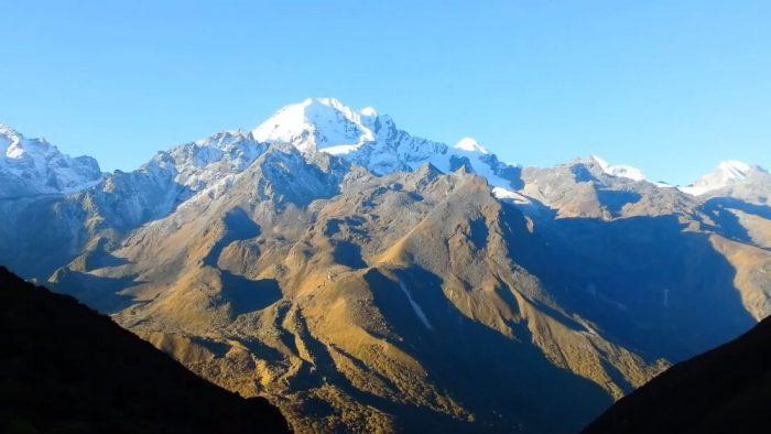 Langtang National Park Nepal