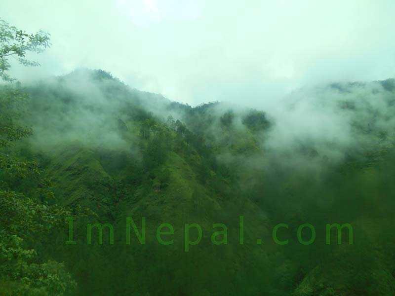 Monsoon climate nepal