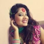 Nepali actress Keki-Adhikari-happy-Dashain-Tika-jamara-photos