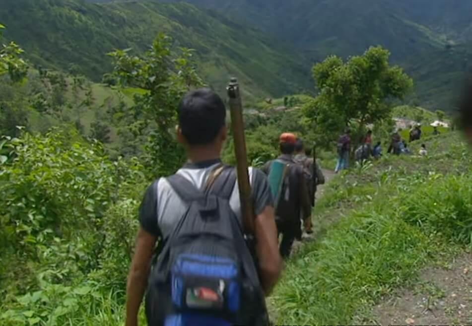 Nepal's Maoist Revolution