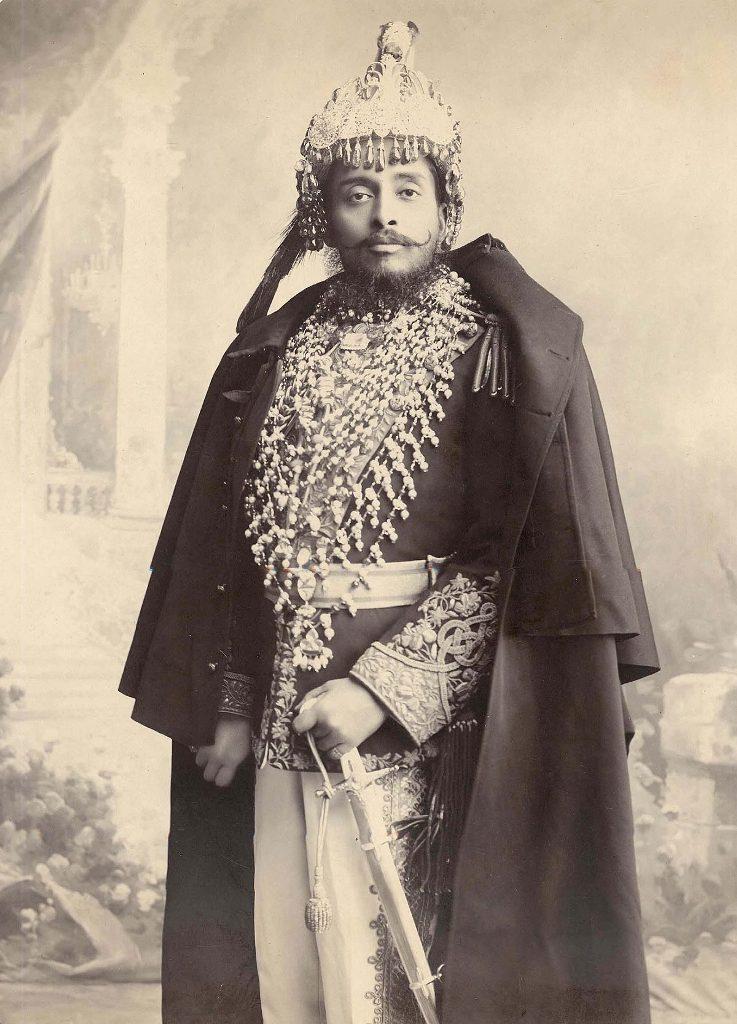 Chandra Shamsher Jang Bahadur Rana 1910