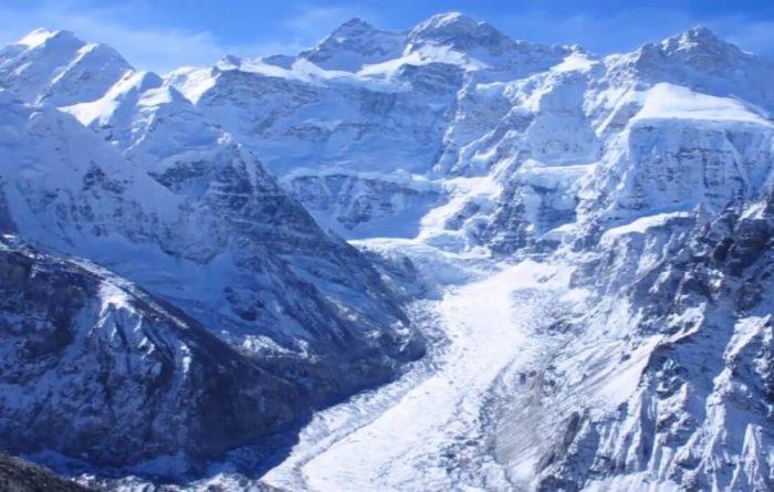 Kanchenjunga Range Circuit, Himalayas Nepal
