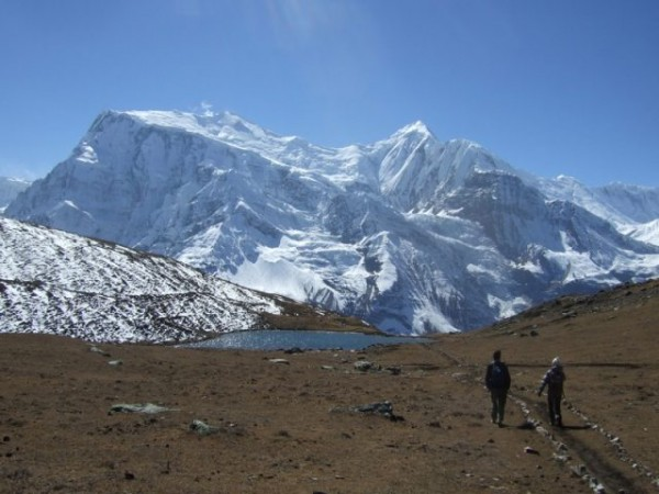 annapurna himalayas Nepal tourist attraction places beautiful photo