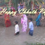 beautiful Chhath Puja Live Wallpaper. This is Chhathi maiya wishing Quotes for 2072 BS