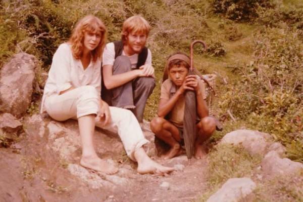 history of Nepal kathmandu hippies