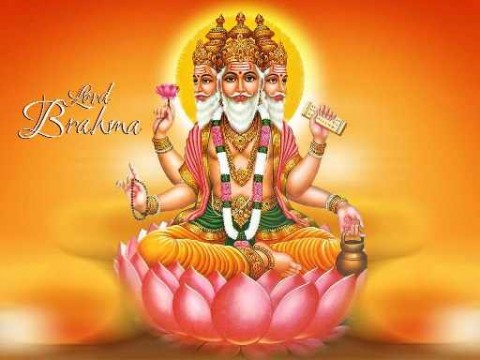 facts about Lord Brahma God Brahma - Hindu God of Creation