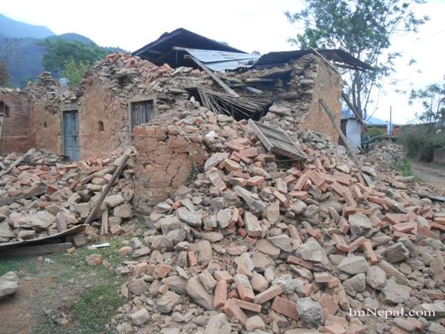Facts about Earthquake in Nepal : Such A Greatest Disaster That Never Been Happend