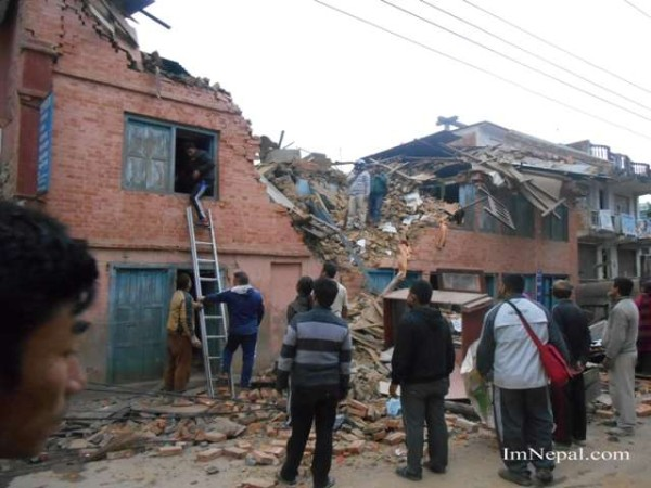 earthquake in nepal photos pictures kathmandu
