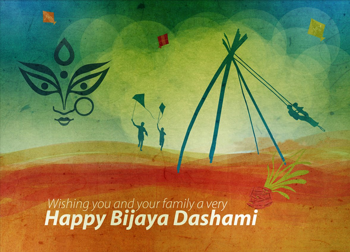 Dashain Wallpaper for Vijaya Dashami 2076