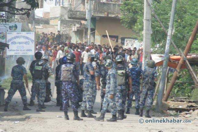 madheshi aandolan morcha nepal news