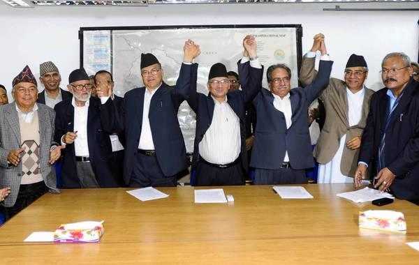 nepali-politicians-shushil-koirala-baburam-bhattrai-prachand-ramchandra-jhalanath-khanal-sherbahadur-deuwa