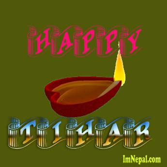 Happy Shubha Tihar Diwali Dipawali Dipavali Greetings Wishing Ecards HD Wallpaper Pictures