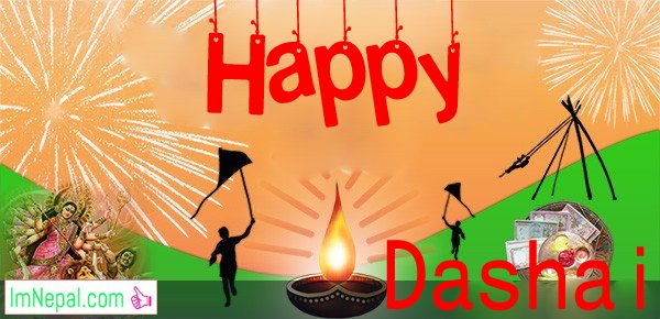Happy dashain dasai Vijayadashami greeting cards wishes images wallpapers quotes (1)