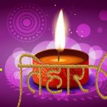 shubh tihar-candle greeting-cards-wishing-wallpapers-images-pictures