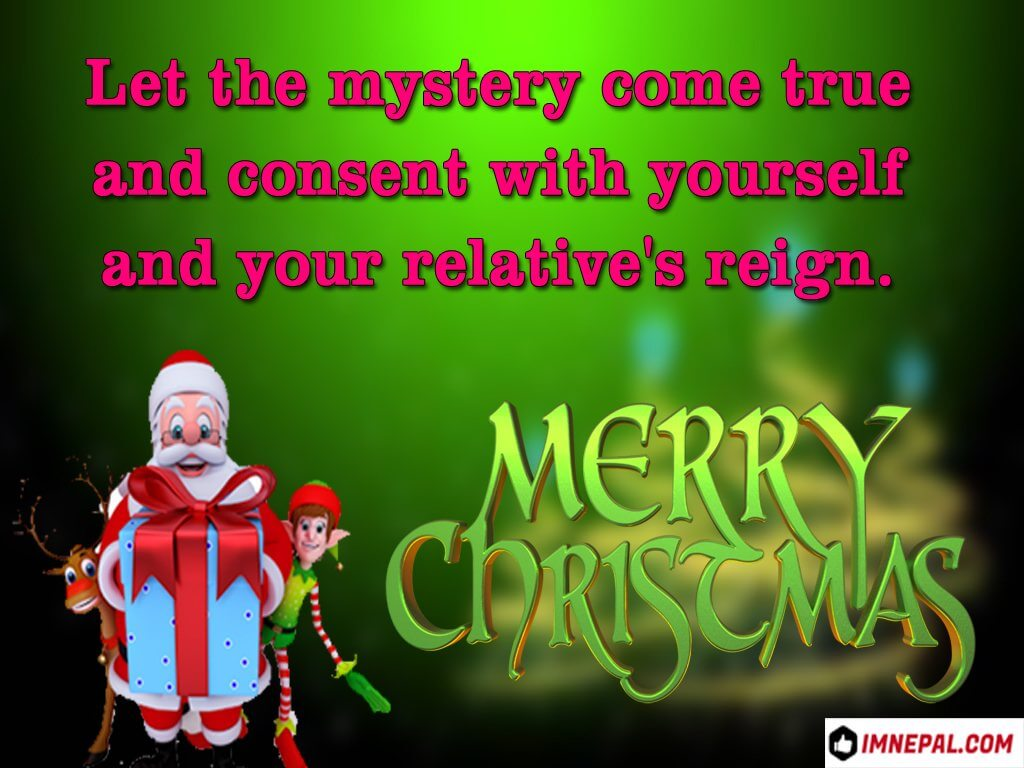 Happy Christmas Greetings Cards Photos