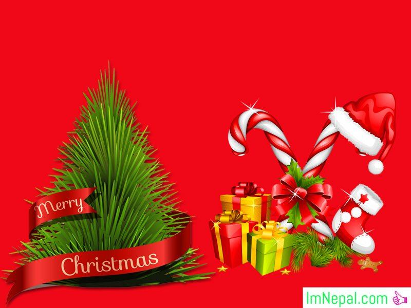 Merry Happy Christmas Greetings Santa Cards HD Wallpaper Wishes Messages Quotes Pictures Photos Images