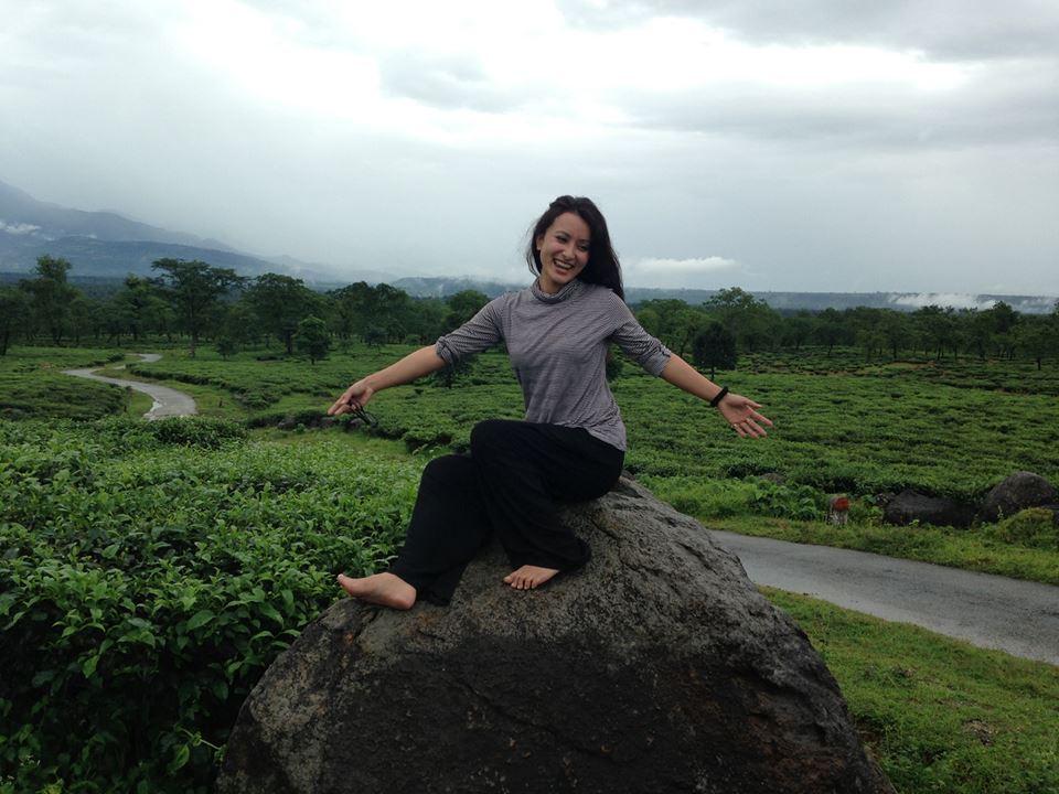Nepali Actress and Model Namrata Shreshta Images Pictures Photos