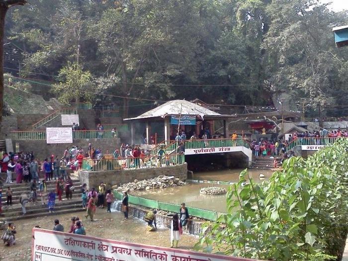 Dakshinkali temple places to visit in Kathmandu Nepal