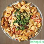 ALOO CHAAT Indian and Nepali Recipes Dishes Foods