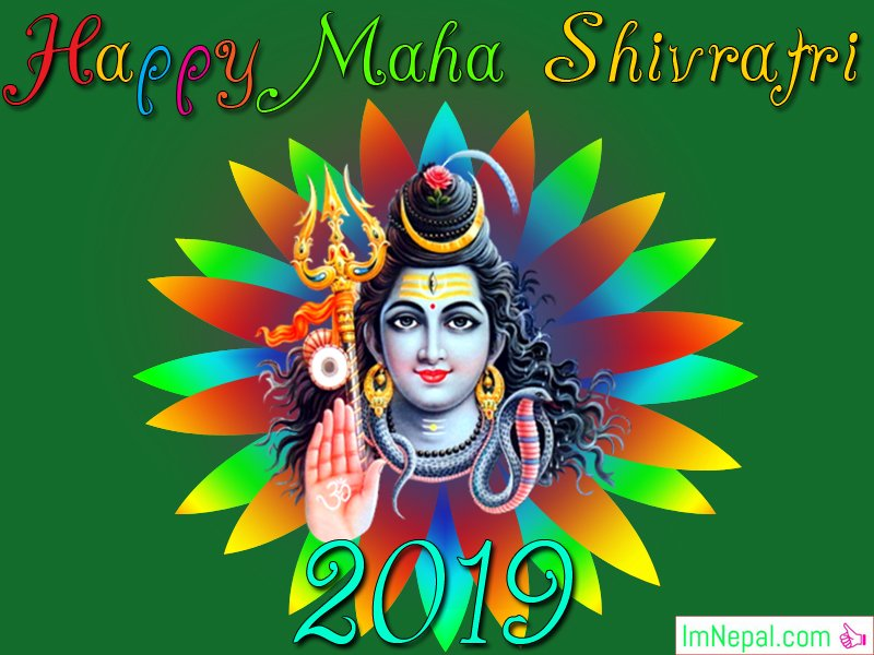 999 Happy Maha Shivaratri Wishes, Messages, SMS, Facebook Status in English Language