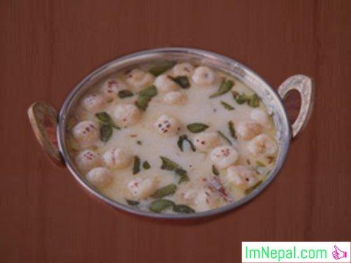 KADHI Indian and Nepali Recipes Dish Foods