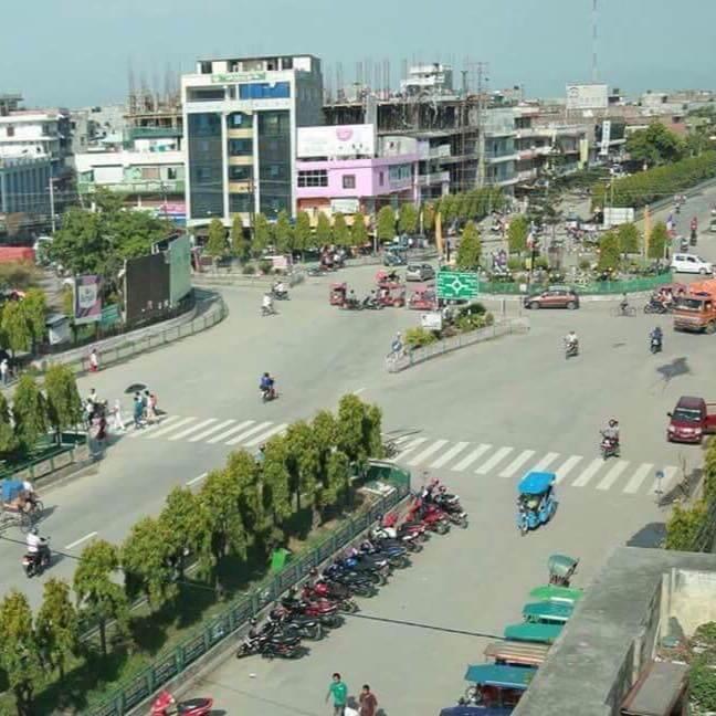 Itahari, Nepal City Town Image