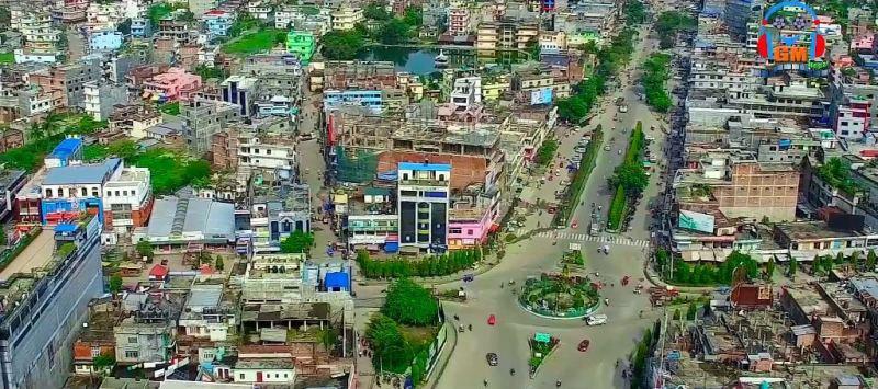 Itahari Nepal City Town