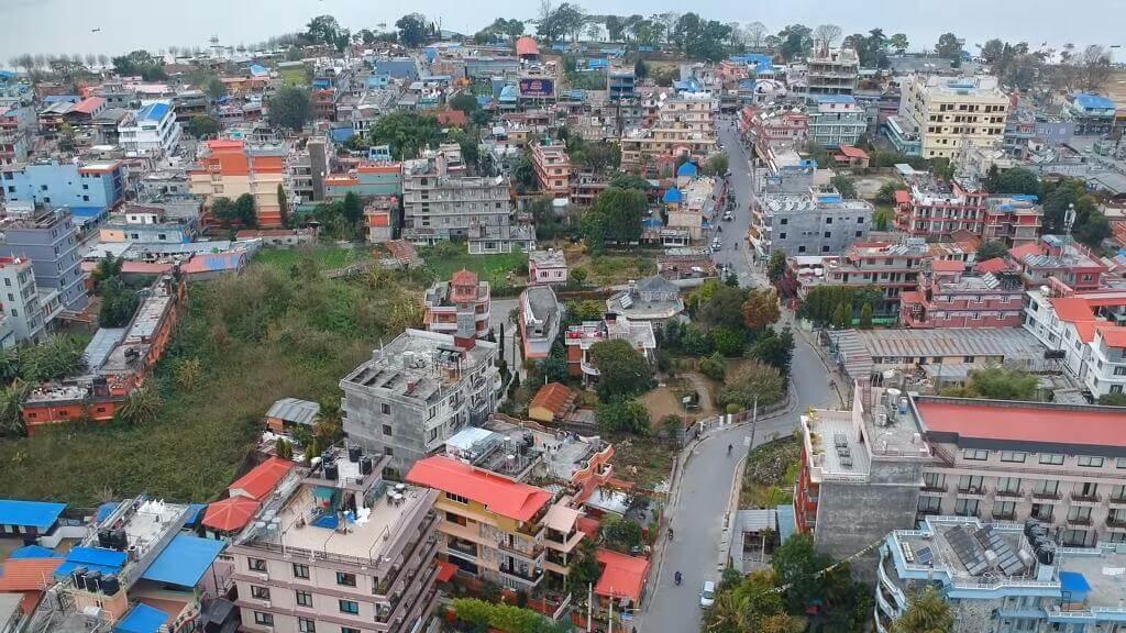 Pokhara Nepal City Town Image