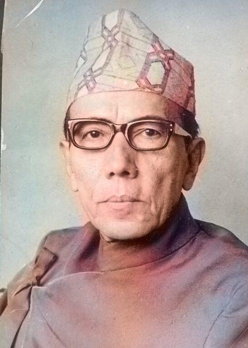 Balkrishna Sama Nepalese dramatist