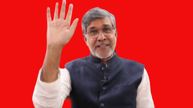 Kailash Satyarthi Famous Quotes with Biography